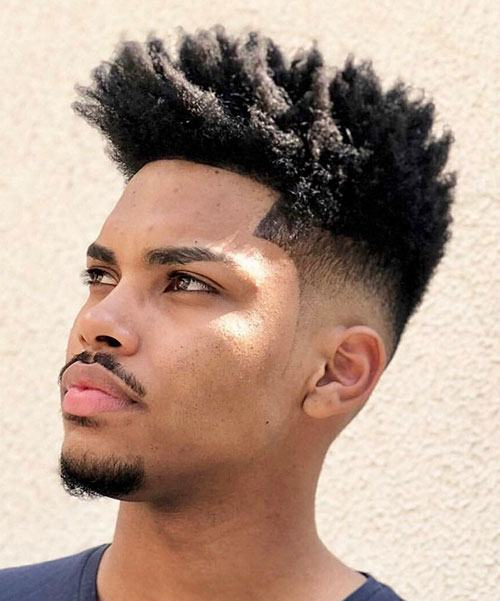 afro fade 3