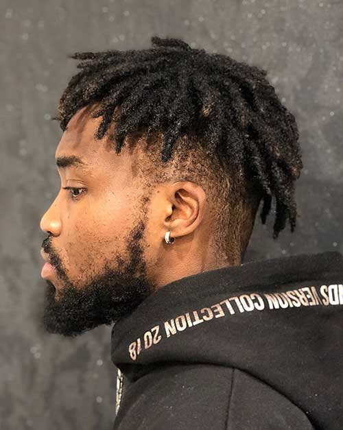 dreads black men haircuts 1