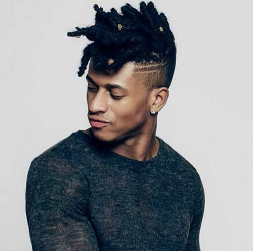 dreads black men haircuts 2