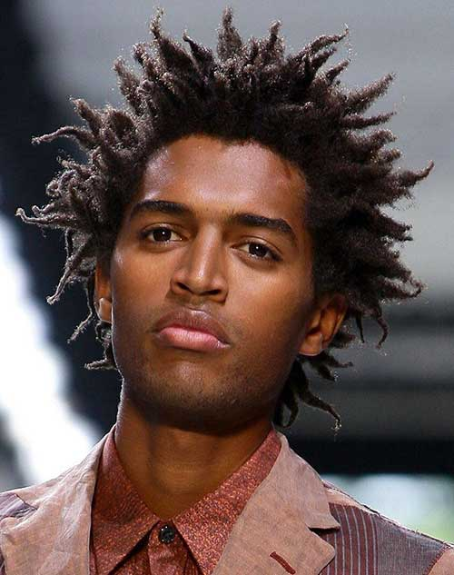 dreads black men haircuts 4